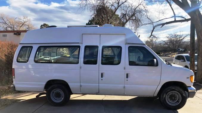 2001 Ford E350 Camper For Sale in Denver, Colorado