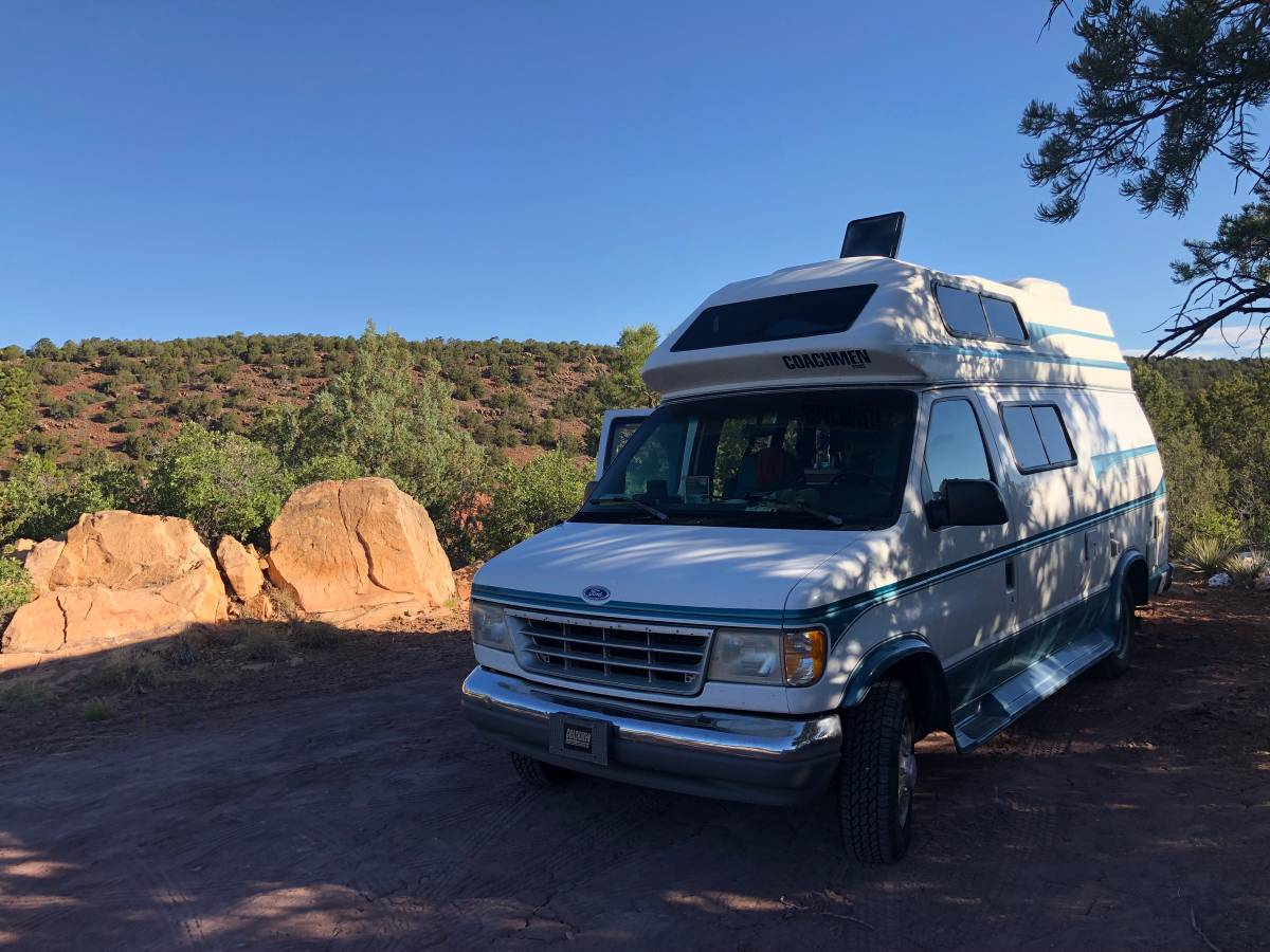1996 Ford Coachmen Camper For Sale in McKinney, Texas