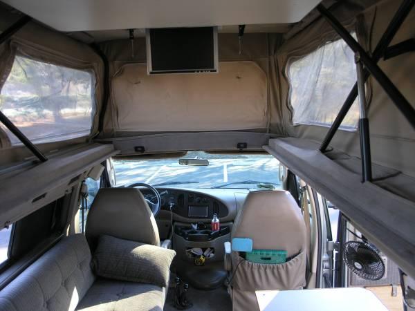 2006 Ford Sportsmobile Camper For Sale In Sausalito