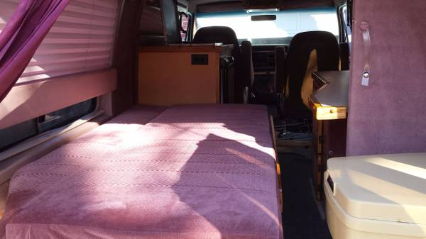 1989 Ford E150 Camper For Sale in Western Slope, Colorado