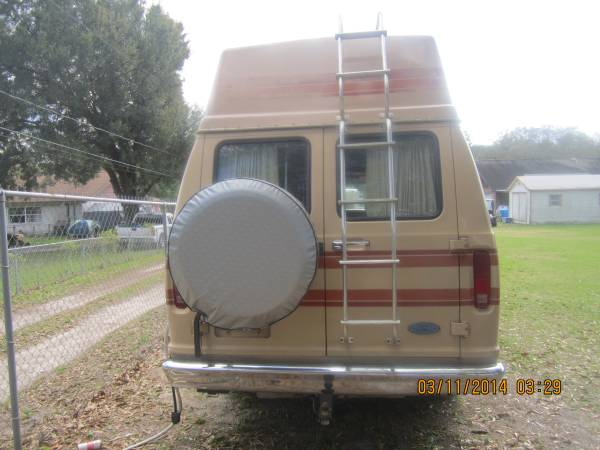 1985 Ford Falcon Camper For Sale in Plant City, Florida