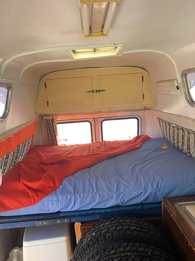 1973 Ford Econoline Camper For Sale in Boise, Idaho