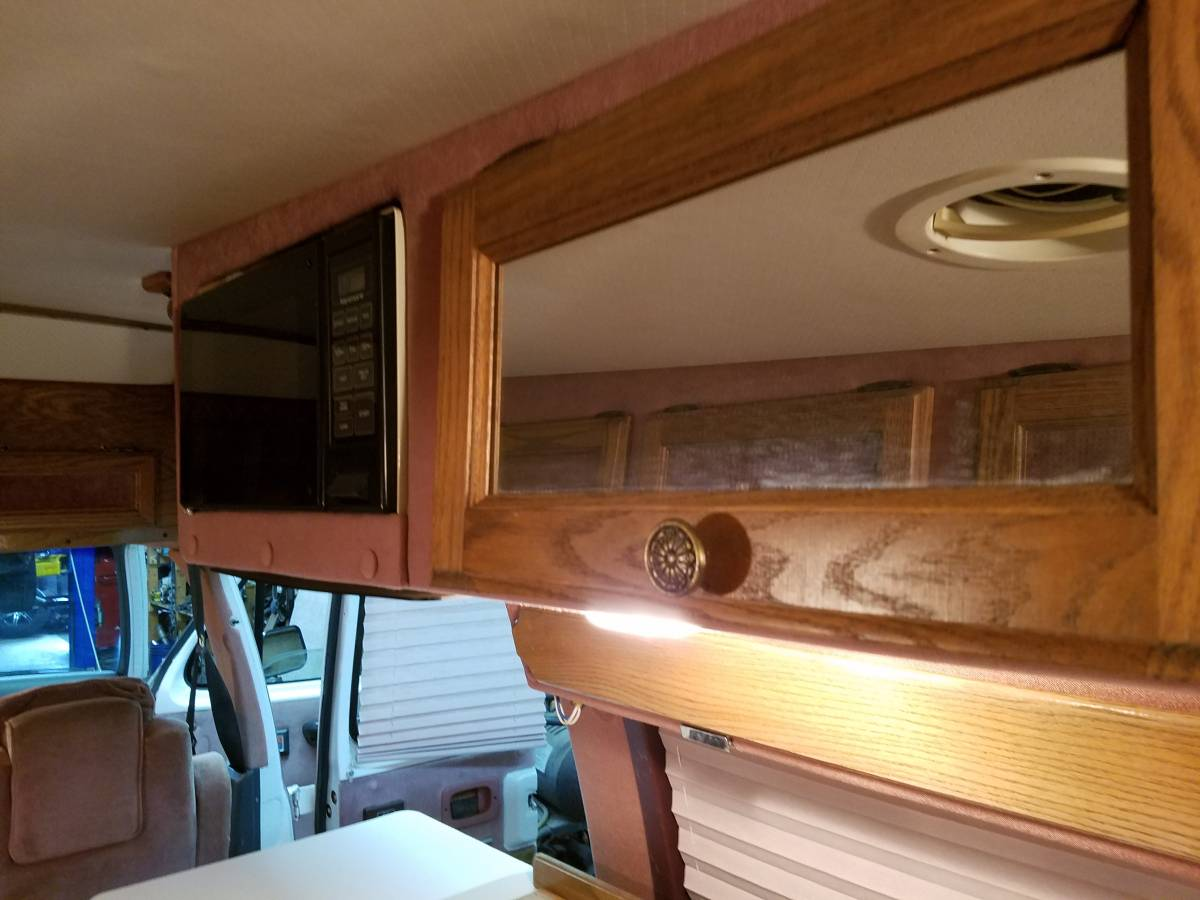 Roadtrek For Sale >> 1991 Ford E150 Class B Camper Van For Sale in Grand Rapids, MI