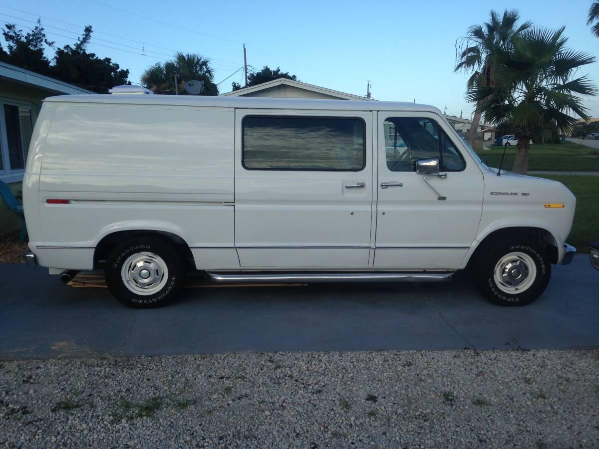 1991 Ford E150 Stealh Camper Conversion For Sale in Ormond ...
