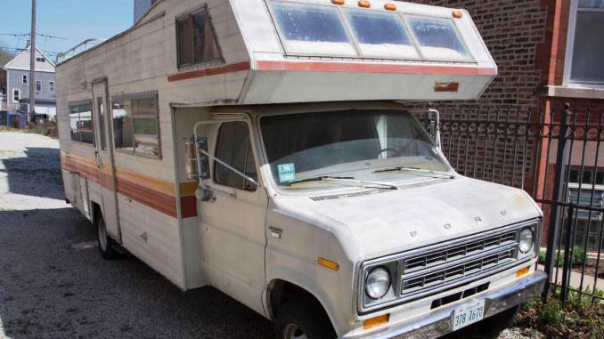 1977 Ford Econoline Shasta 25ft Auto Camper For Sale In