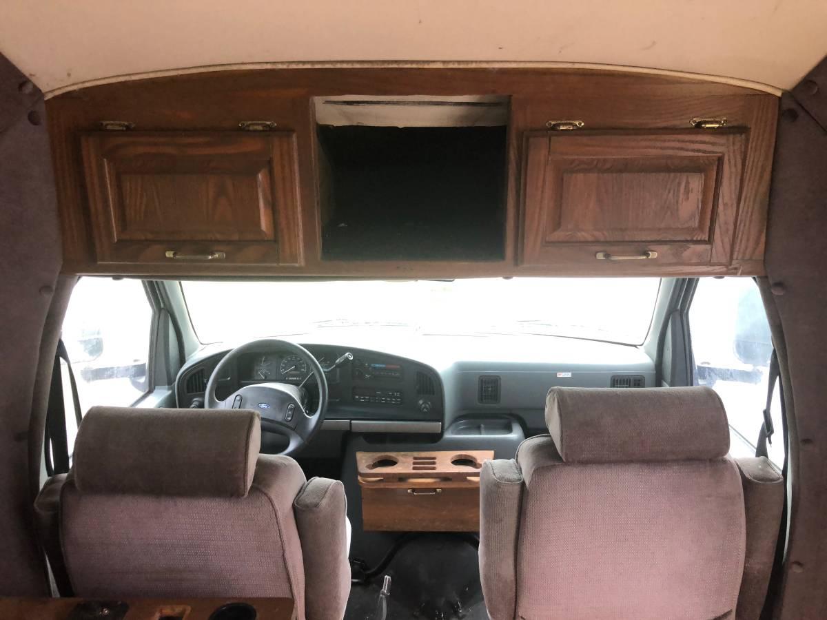 1994 Ford E350 460 Auto Camper For Sale in Titusville, Florida
