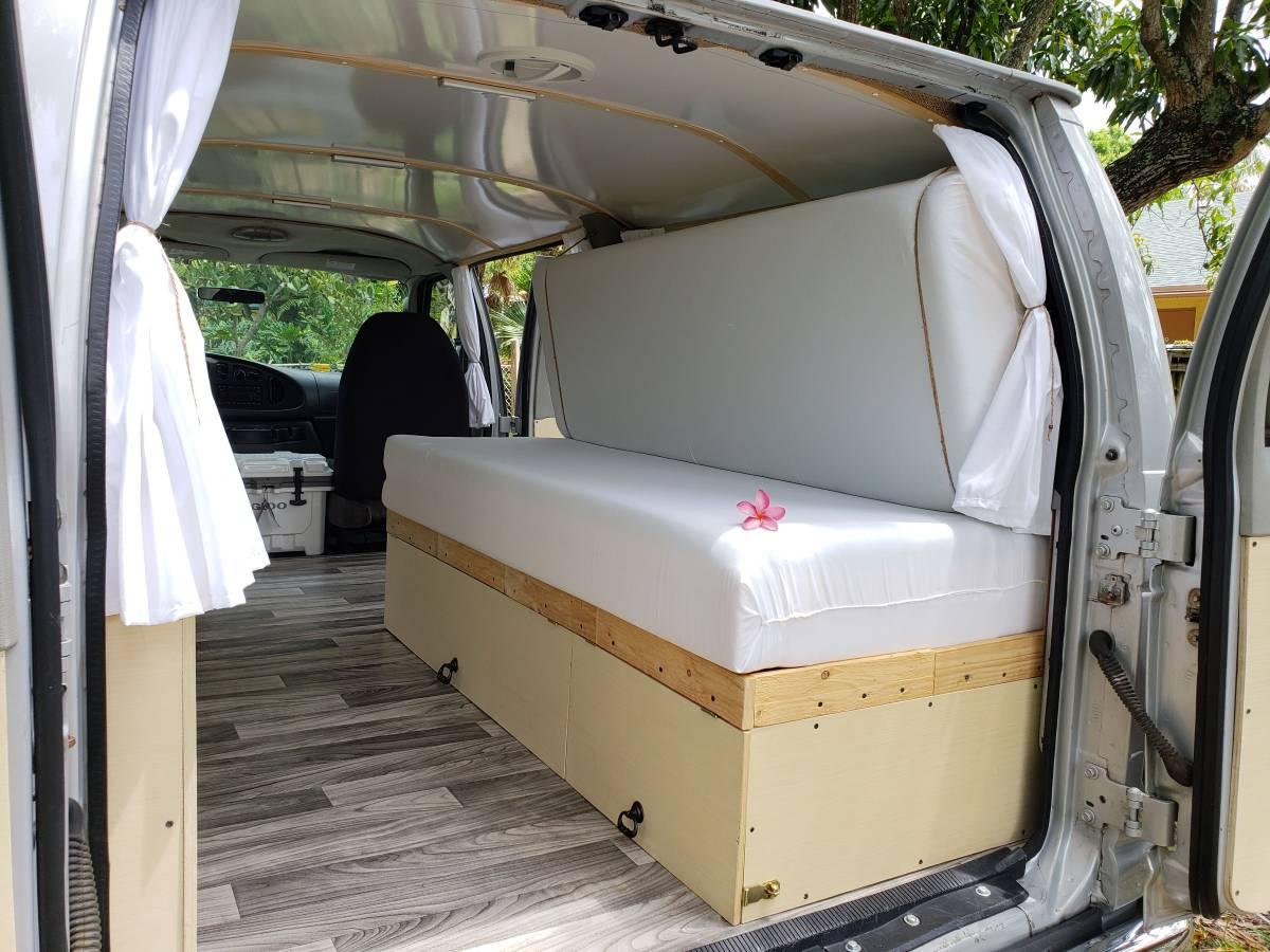 2006 Ford E350 Conversion Camper For Sale in Pompano Beach ...