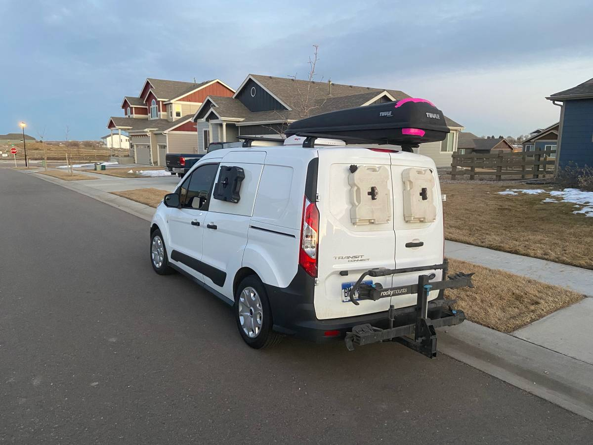 2014 Ford Transit Connect Camper For Sale in Denver, Colorado