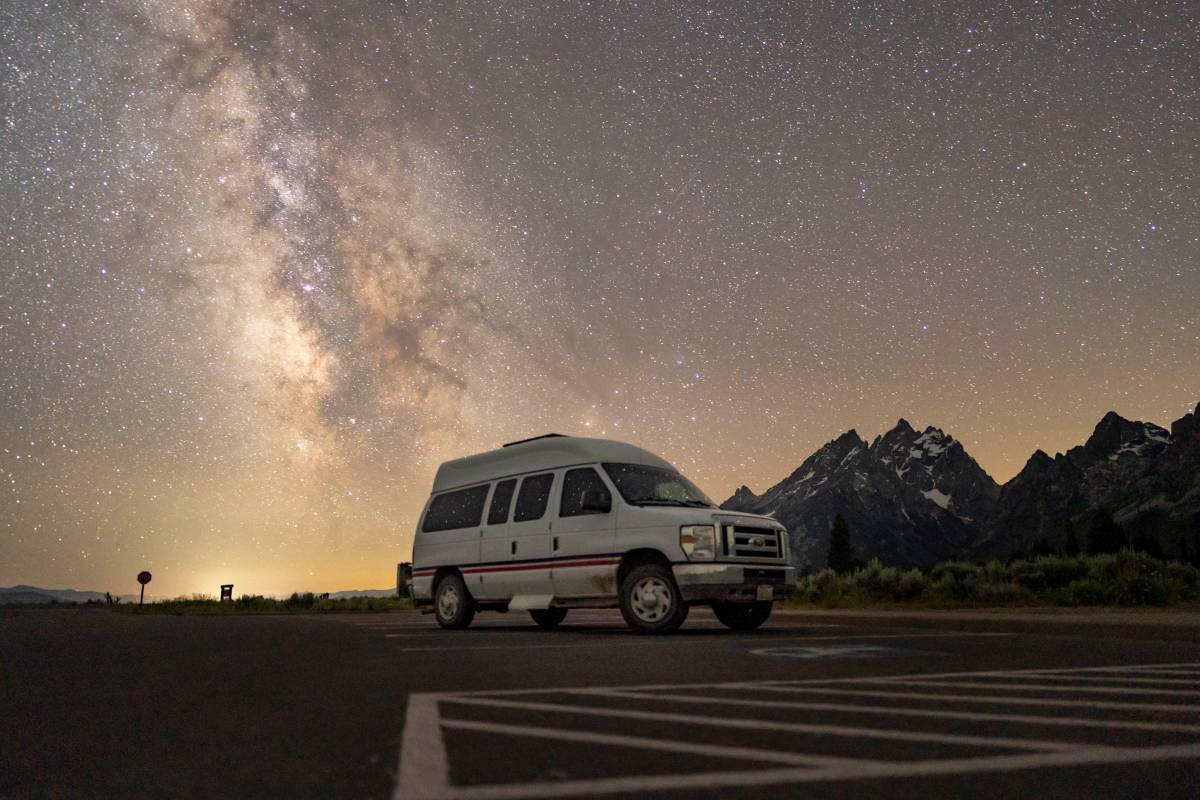 2014 Ford E150 Camper For Sale in Seattle, Washington