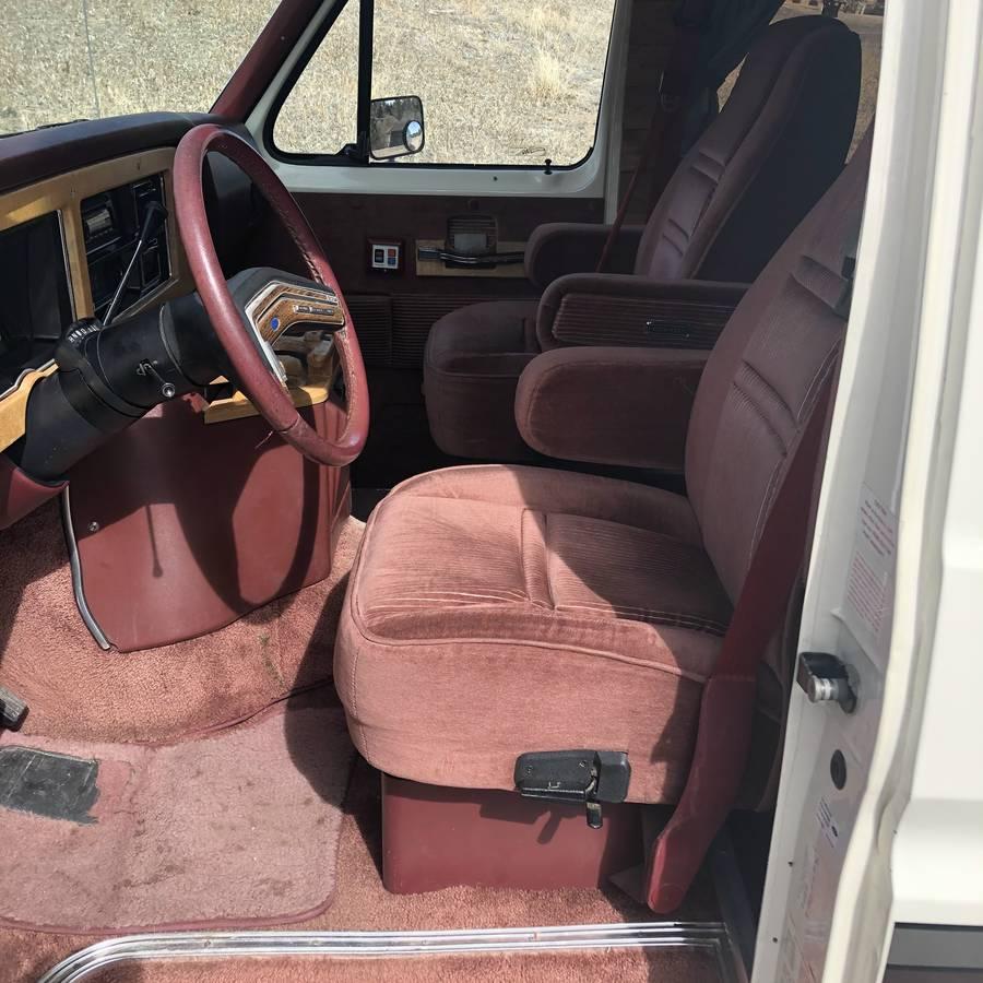 1988 Ford E150 Camper For Sale in Castle Rock, Colorado